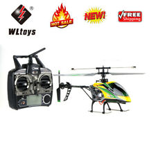 WLtoys V912 Large 4 Channel Single Blade RC Helicopter Drone