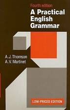 Practical English Grammar: A Classic Grammar Reference with Clear...