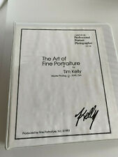 The Art of Portraiture by Tim Kelly 1993 Binder Guidebook