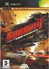 BURNOUT REVENGE voor Xbox - compleet - PAL