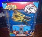 Marvel Super Hero Squad Wolverine Micro INFRARED REMOTE CONTROL Racer W/Lights
