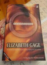 OSSESSIONE di ELIZABETH GAGE seconda edizione harlequin Mondadori 2003