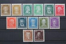 Deutsches Reich, MiNr. 385-397, ungebraucht / unused - 637636