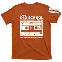 Cassette tape pencil boombox Beastie Boys Fat Boyz Biz Markie Slick Rick T Shirt