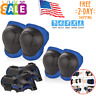 Knee Pad Elbow Pads Guards Protective Gear Set for Rollerblade Roller Skates