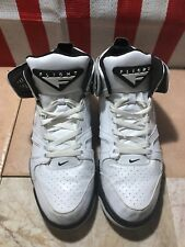 Nike Air Flight Falcon Mens Shoes Size US 14 EUR 48.5 (397204-102) White/Grey