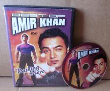 AAMIR KHAN Best of Hindi DVD Indian Songs film Bollywood songs Dashing Hero