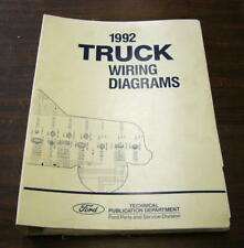 For Ford F800 Repair Manuals Literature Sale Ebay. 1992 Ford F600 F700 F800 Trucks Factory Wiring Diagrams Two Sets Cab And Cowl. Wiring. 97 F800 Wiring Schematic At Scoala.co