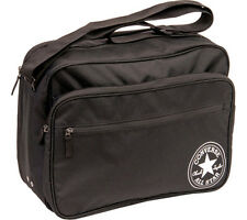 Converse Pocketed Reporter Bag (Black)