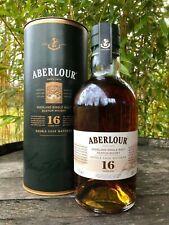 Aberlour Double Cask 16 Jahre mit 0,7 L und 40% Schottischer Whisky