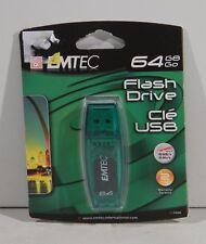 Emtec 64GB Flash Drive Cle USB