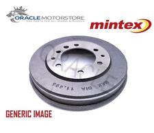 NEW MINTEX REAR BRAKE DRUM BRAKING DRUM GENUINE OE QUALITY MBD007