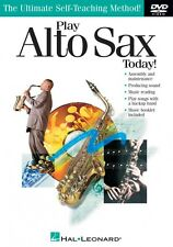 Play Alto Sax Today Dvd The Ultimate Self-Teaching Method! Dvd New 000320359