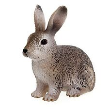 Wild Rabbit by Schleich/14631/Easter/bunny  SO CUTE/RETIRED