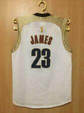 NBA CLEVELAND CAVALIERS BASKETBALL SHIRT JERSEY MAJESTIC LEBRON JAMES #23