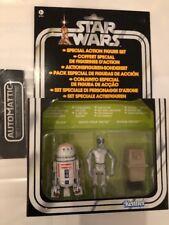 Star Wars Special 3 Action Figure Set R5-D4 Death Star Droid Power Droid MIB