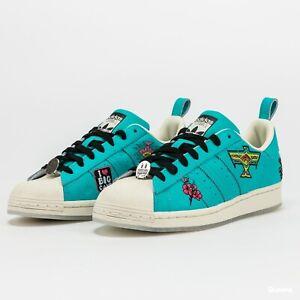 Adidas Originals Superstar x Arizona Men's Athletic Sneaker Casual Shoe Trainers