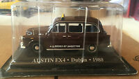 "DIE CAST "" AUSTIN FX4 - LONDON - 1965 "" 1/43 TAXI SCALA 1/43"