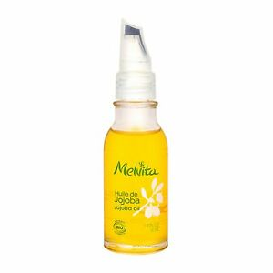 Melvita Jojoba Oil 1.7oz,50ml Anti-Aging Bath & Body Care Massage Oil NEW #13979