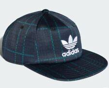 ADIDAS TARTAN GRANDAD HAT, OSFM, MULTICOR, FLAT BRIM, 0010