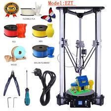 EZT 3D Drucker Kossel poulie Delta RepRap DIY 3D Industrielle Printer SU FR
