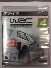 WRC 4: FIA World Rally Championship - PlayStation 3 PS3 ***BRAND NEW SEALED***