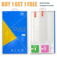 High Quality Tempered Glass Screen Protector For Iphone 6s Crystal Clear