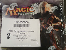 Magic the Gathering Dark Ascension PREMIUM FOIL set, Factory Sealed Box WOTC MTG