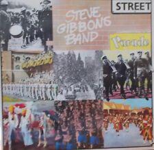 STEVE GIBBONS BAND - STREET PARADE. /NrEX. 1981 UK ISSUE.