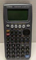 Casio FX-7400G Plus Calculator Power Graphic No Cover Tested Read Desc