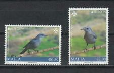 CEPT Malta   2019 MNH ** Bird  Set