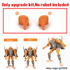 NEW Thigh Fill up Upgrade For War Cybertron Kingdom Rattrap Leg Fill Parts