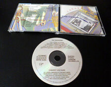 CD Cabaret Voltaire - The Crack Down | Virgin CVCD1 | Richard H Kirk no barcode