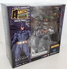 figure complex Amazing Yamaguchi Batman Action Figure Revoltech DC
