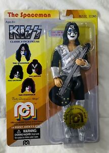 """MEGO Kiss Ace Frehley Spaceman Classic 8"""" Action Figure"""