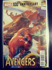 AVENGERS 1 NM+ 100TH ANNIVERSARY SPECIAL VARIANT HIGH GRADE PA3-162