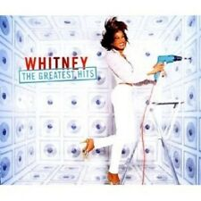"WHITNEY HOUSTON ""WHITNEY THE GREATEST HITS"" 2 CD NEW+  35 TRACKS BEST OF+++"