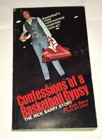 Confessions of a Basketball Gypsy Rick Barry Story 1973