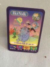 JOMMEKE : SPACIX CARDS :  : HET VOLK  : NR 5/12 : 1996