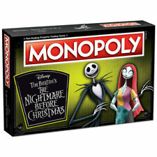 The Nightmare Before Christmas MONOPOLY®  8+ 2-6 players 60+ minutes