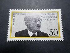 Deutschland Gefüttert 1977 - Briefmarke 773, Jean Monet, Neu