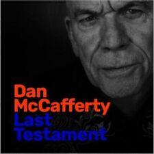 Dan McCafferty - Last Testament - New CD Album
