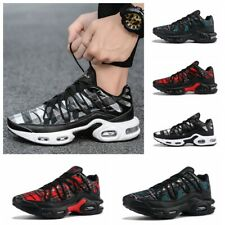 Men's Running Sneakers Athletic Comfort Air Cushioning Lightweight Tennis Shoes