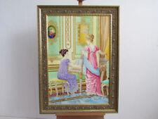 Antike & künstlerische Malerei auf Leinwand 1970-1989 Handsignierte Künstlerische