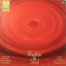 """RHYTHM & SOUL HÖRZU DISKOTHEK 10 HUMAN BEINZ  PEOPLE  - 12"""" LP [k281]"""
