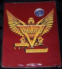 Triumph 1983 Never Surrender Tour Book Concert Program SEALED Near Mint