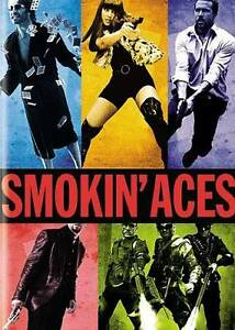 Smokin Aces (DVD, 2007, Widescreen) - New Sealed