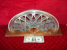 Carrol Shelby Bookends Rare  Possibly one of a Kind Hand Presented By Mr. Shelby