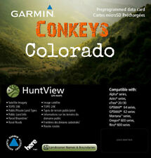 Garmin Colorado Hunt View State Birdseye Maps with 24K TOPO Huntview
