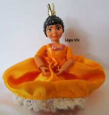 Lego Belville Figure Fille Jupe Couronne Girl Crown Skirt 5833 Rosita's Wonderfu